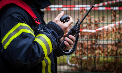 Edwards Will Resell Emergency Communication Systems by ADRF