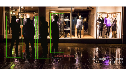 Interface Security Introduces AI-based Autonomous Anti-Loitering System