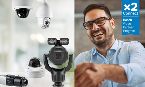 Bosch Launches New Video Partner Program to Assist Systems Integrators