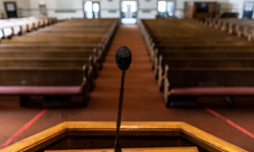 Prickly Customer Issues in House of Worship A/V Technology Market