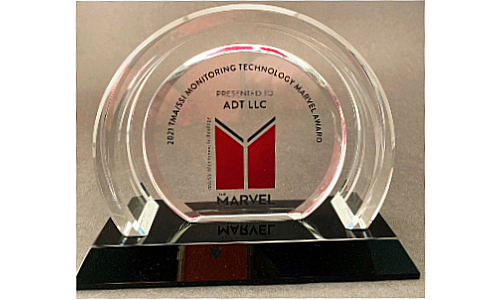 ADT Takes Home 2021 TMA/SSI Monitoring Technology Marvel Award