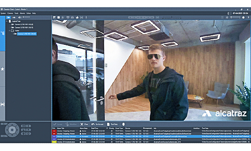 Alcatraz AI Adds Tailgating Detection to Facial Authentication Solution