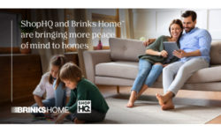Brinks Home Partners With Home Shopping TV Network ShopHQ