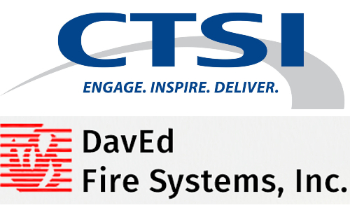 CTSI Expands in NY Metro Area With DavEd Fire Systems Buy