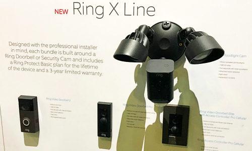 Ring X Line Integration Introduced for Savant Pro App
