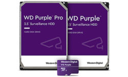 Western Digital to Release WD Purple Pro Line for AI-Enabled Workloads
