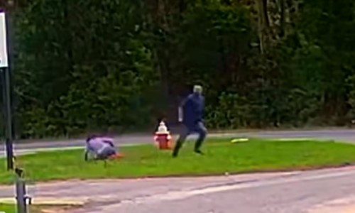 Top 7 Surveillance Videos of the Week: Girl Credits 'Law & Order' in Helping Catch Abductor