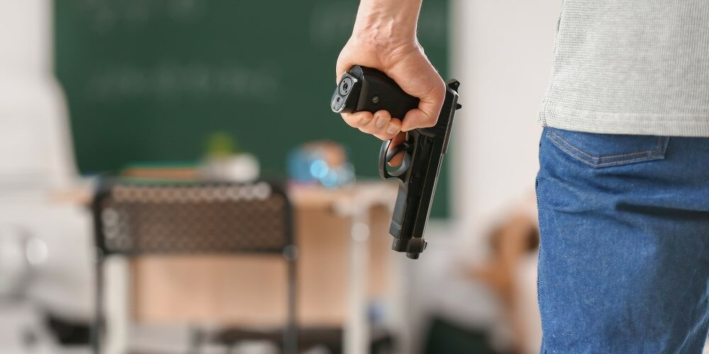 Evaluating 'Out-of-the-Box' Gunshot Detection for Schools