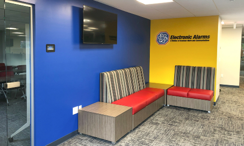 Electronic Alarms Celebrates $2M Security Center With Ribbon-Cutting