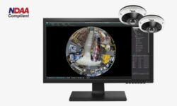 IDIS 12MP IR Super Fisheye Camera Now NDAA-Compliant
