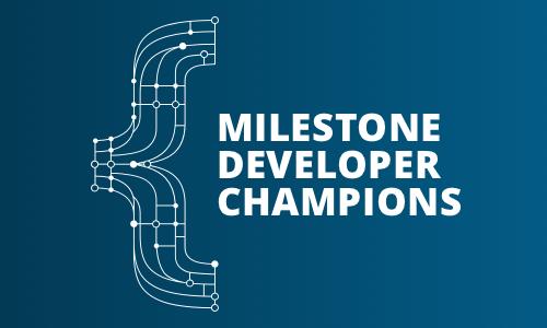 Milestone Systems Launches Developer Champions Initiative