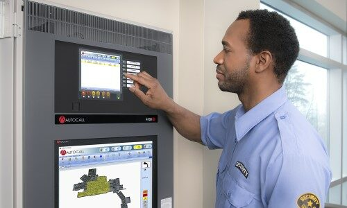 Johnson Controls Releases Color Touchscreen Displays for ES Series Fire Control Units