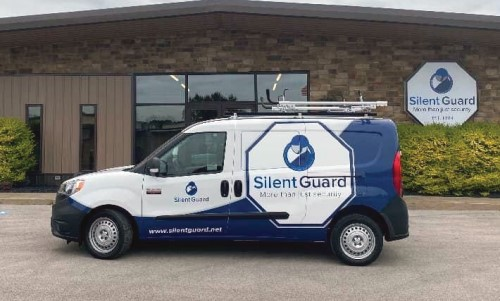 How Silent Guard Won the 2021 SAMMY Award for Best Vehicle Graphics Design