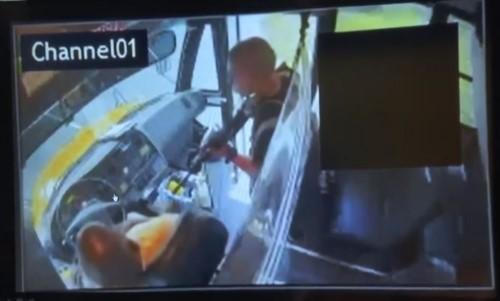 Top 9 Surveillance Videos of the Week: Army Trainee Highjacks Full School Bus
