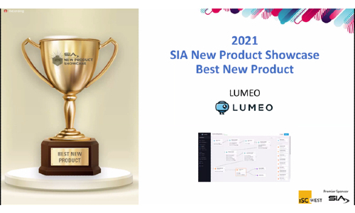 SIA Names Winners of the 2021 SIA New Product Showcase Awards