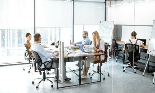 How Smart Cameras Provide Real-Time Analysis of Open Workspaces