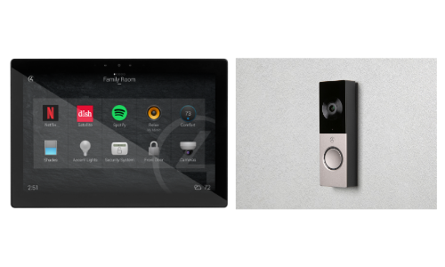 Control4 Introduces New Smart Home Security Solutions at ISC West 2021