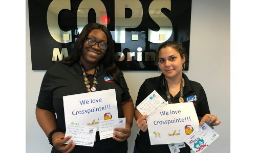 Mission 500 and COPS Monitoring to Hold 2021 Back to School Fundraiser