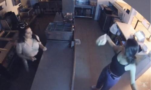 Top 9 Surveillance Videos of the Week: Women Break Into Restaurant, Attempt to Cook Meal