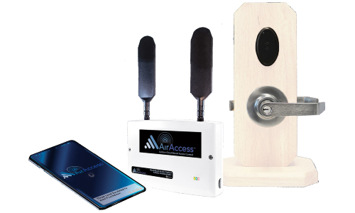 Alarm Lock Debuts AirAccess, an Access Control System as a Service