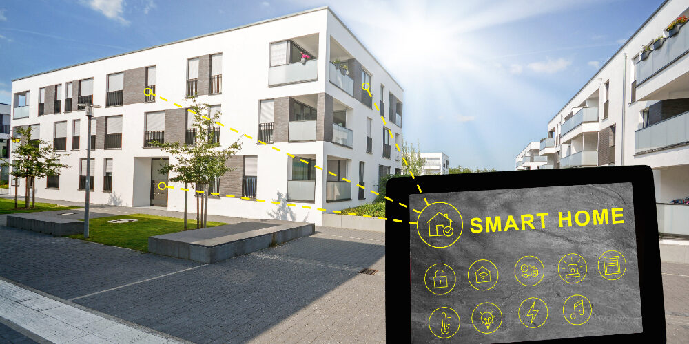 Why Multidwelling Units Are Expanding the Smart Home Market