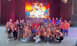 Security Pros on the 'Hunt' in Las Vegas Raise $24K for Mission 500