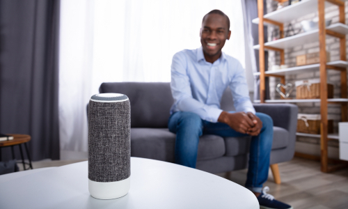 You Can Bank on Every Home Having Voice Control in 10 Years
