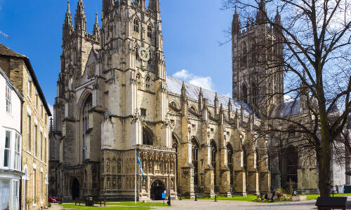 How IDIS Video Tech Protects Canterbury Cathedral Visitor Center