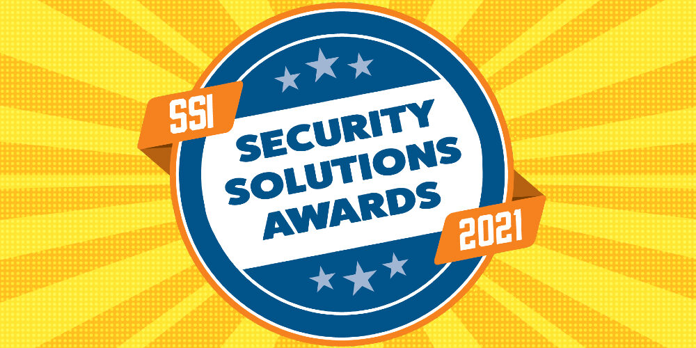 SSI Honors 2021 Security Solutions Awards Winners at GSX
