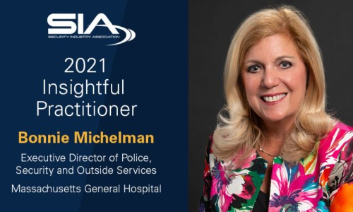 SIA Names Bonnie Michelman Recipient of 2021 Insightful Practitioner Award