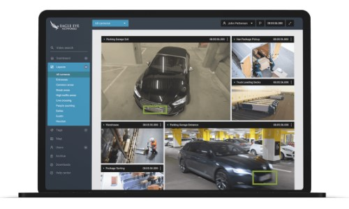 Eagle Eye Networks Launches 'Vehicle Surveillance Package' for Cloud VMS