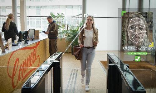 How AI Integrates Access Control and Biometrics to Harden Security Entrances