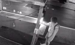 Top 9 Surveillance Videos of the Week: Sommelier Sets Outdoor Dining Shed on Fire